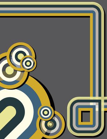 Geometrische decoratieve