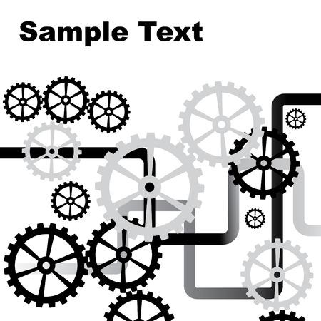 Very Technical Stock Vector - 6429049