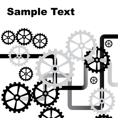 Very Technical Stock Vector - 6429049