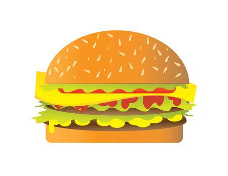 Hamburger Imagens - 6596217