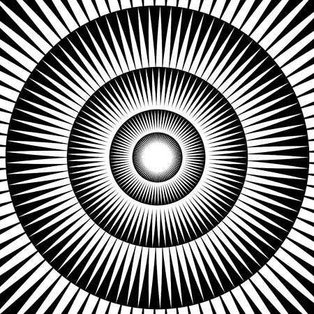 Hypnotica  Vector Illustratie