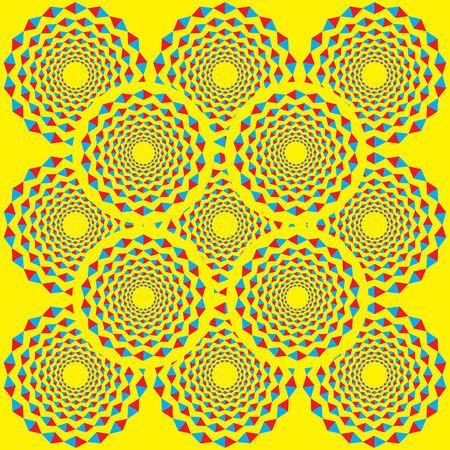 spin: Spin Diamonds Illustration