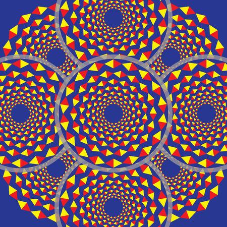 Kaleidoscopic Stock Vector - 7052974