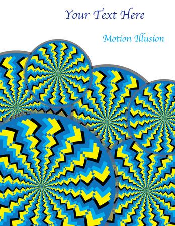 spin: Zigzag Revolutions (motion illusion)