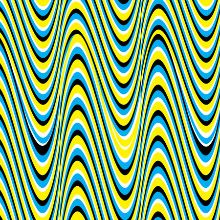 waves: Motion Sickness (motion illusion)