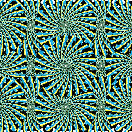 Spin World (motion illusion)