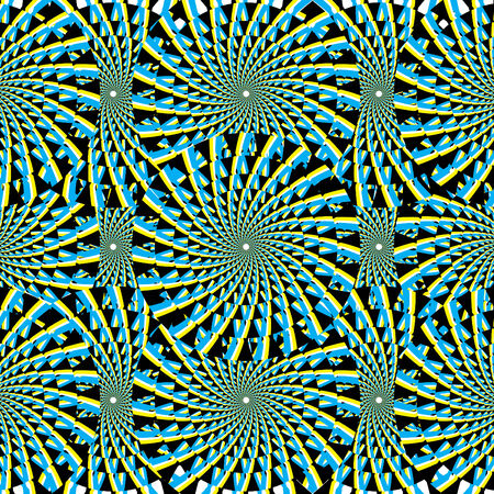 spin: Spin World (motion illusion)