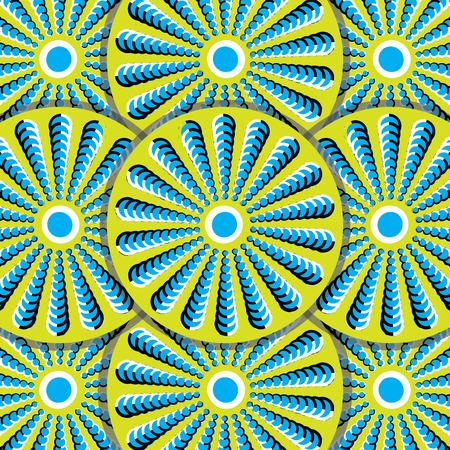 Winking Wheels (motion illusion)