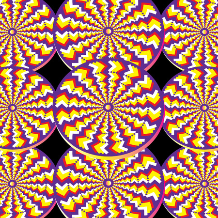 spin: Spin Cookies (motion illusion)