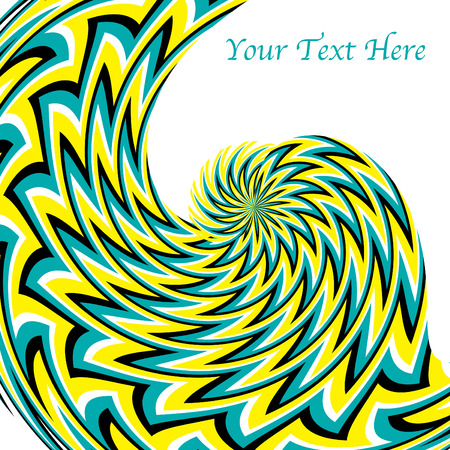 Spin Wave  (motion illusion)