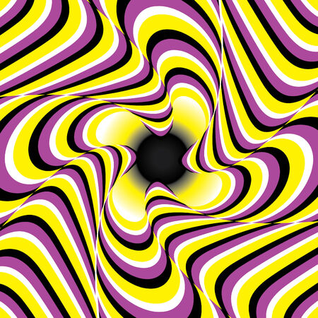 The Hole Thing  (motion illusion)