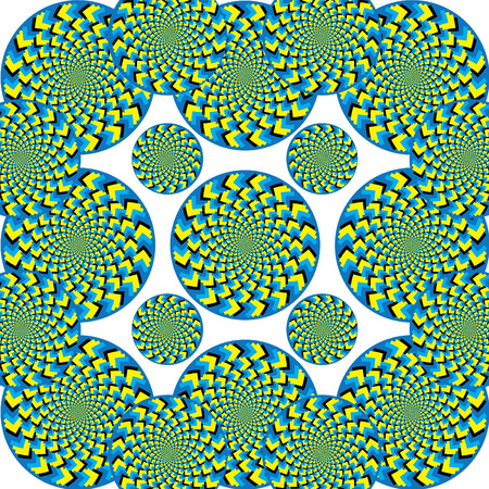 spin: Spin Universe  (motion illusion)