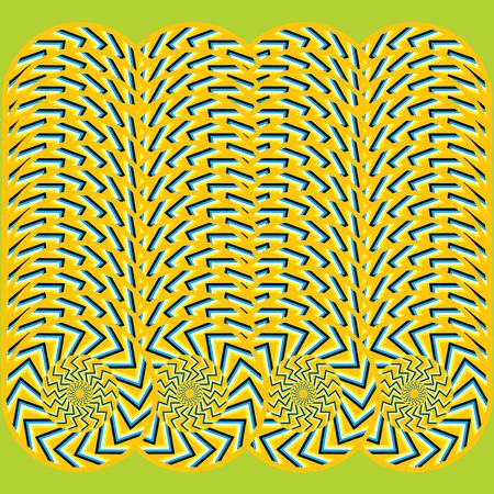 Same Old Grind  (motion illusion)