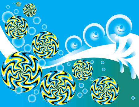 Spin Bubble Fantasy