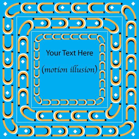 u turn: U-Turns   (motion illusion)