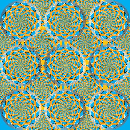 青いダイヤモンド ジュビリー (静止画)  イラスト・ベクター素材