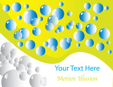 floaters: Drifters  (motion illusion)