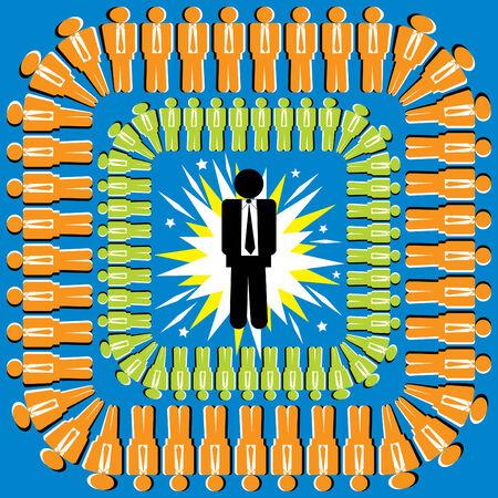 teamleider: Teamleider (motie illusie)
