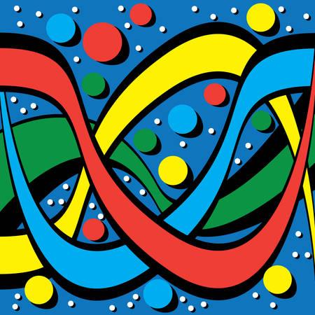 groviglio: Groviglio di colore