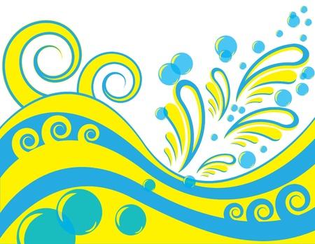 drops of water: Bubble Splash