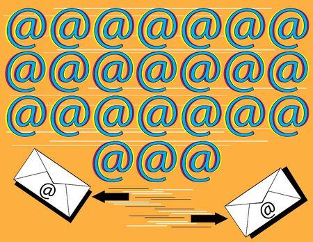 E-mail Exchange Çizim
