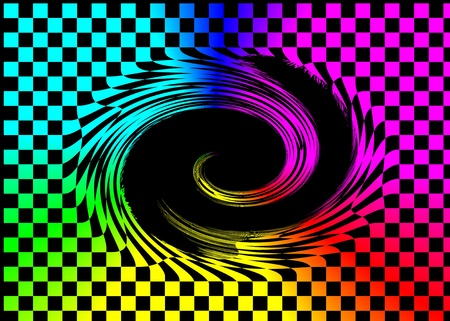 Checkerboard Whirlpool