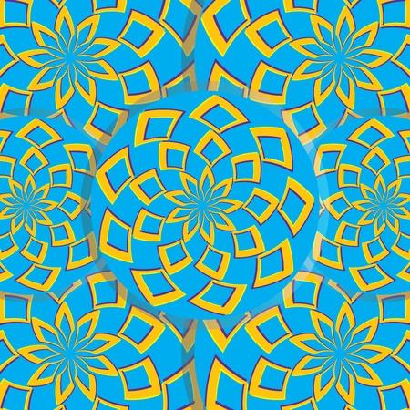 wheel spin: Mosaic Motion Disks