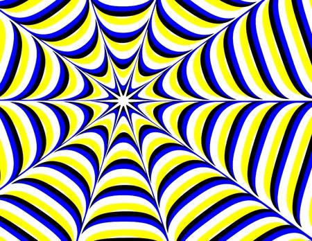 arte optico: Web o expandir Vectores