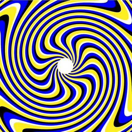 hypnotique: Ouragan Illustration