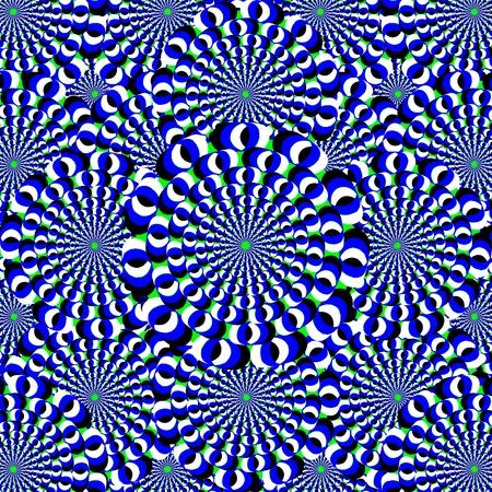 rotating: Bluespin
