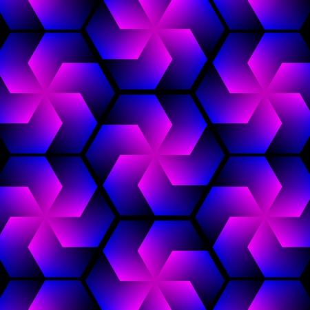 Magenta Motion  (motion illusion)