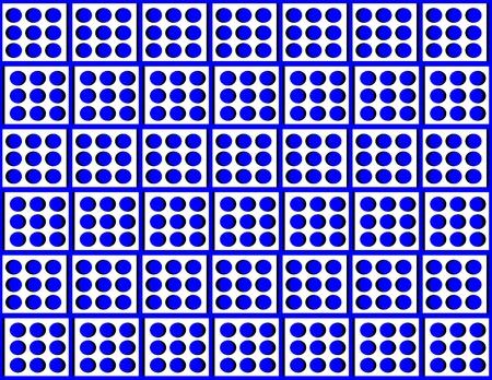 incredible: Dots Incredible  (motion illusion)