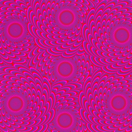Swirly Pools  (motion illusion)