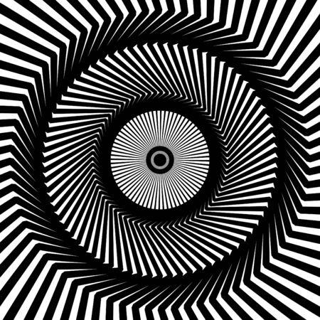 arte optico: Phantom Race Anillos