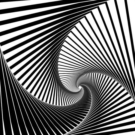 나선: 계단 미친