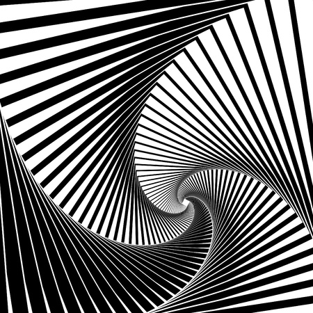 illusions: Stair Crazy Illustration