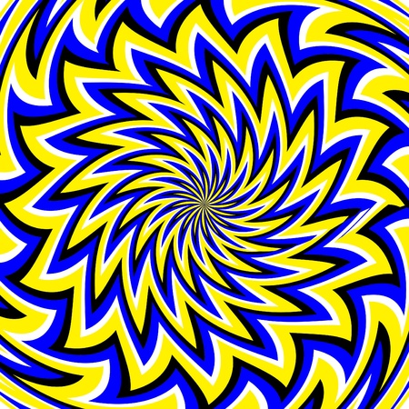 Blooming Magic  (motion illusion)