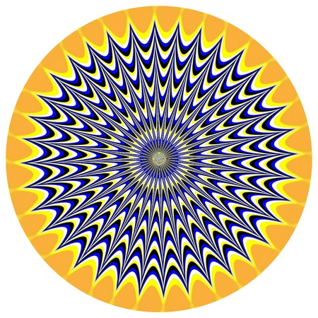 illusion: Sunspot Illusion