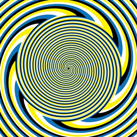 Spellbinder   motion illusion Stock Photo - 13171964