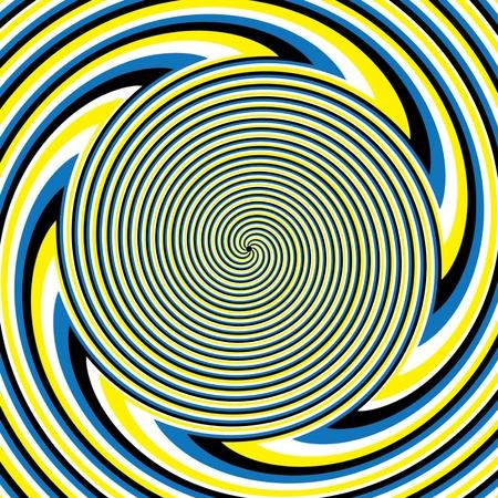 Spellbinder   motion illusion Stock Photo - 13171964