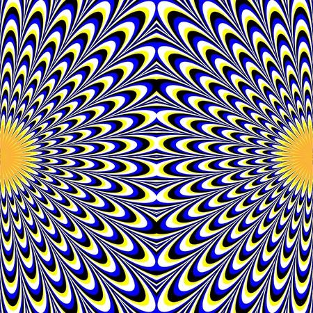 blue petals: Mirror, Mirror        motion illusion