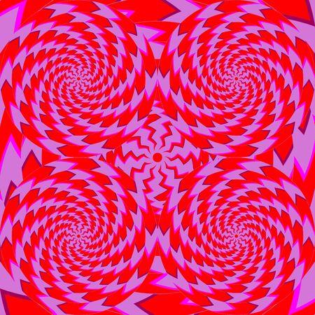 Red Devils        motion illusion