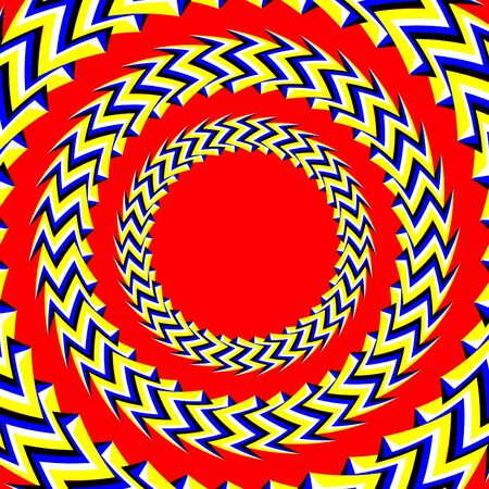Rotate      motion illusion