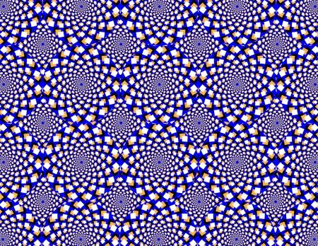 rotating: Circus of Squares    (motion illusion)