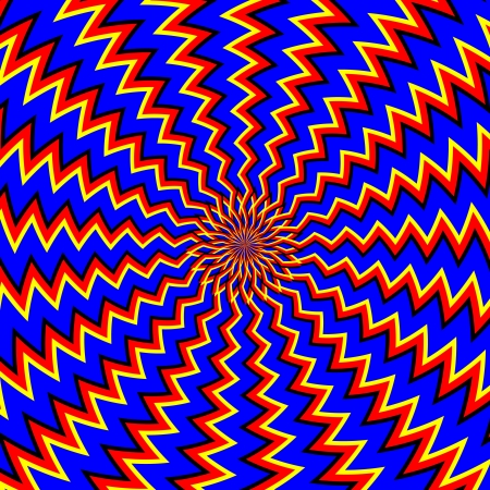 One More Go-around     motion illusion