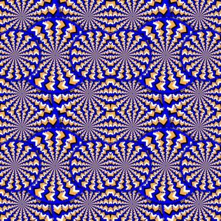 Super-Illusion-O    motion illusion