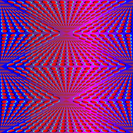 Dots Phenomenal     motion illusion Vector