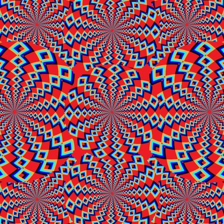 Spin Mania    motion illusion