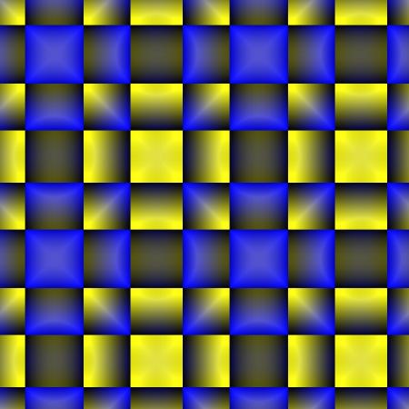 arte optico: Ilusión de movimiento inestable
