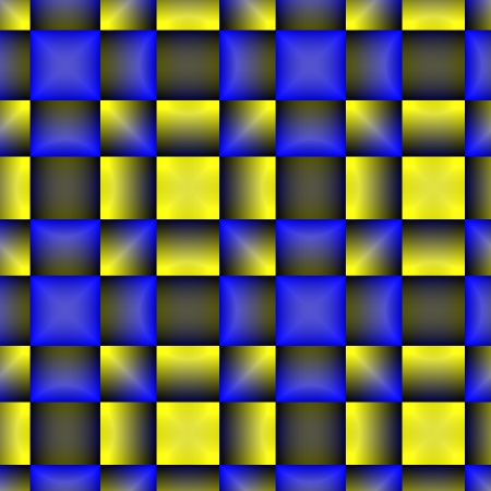 kaleidoscopic: Unstable     motion illusion Stock Photo